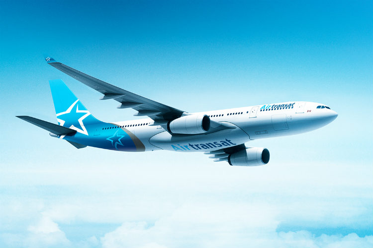 Air Transat launches new livery