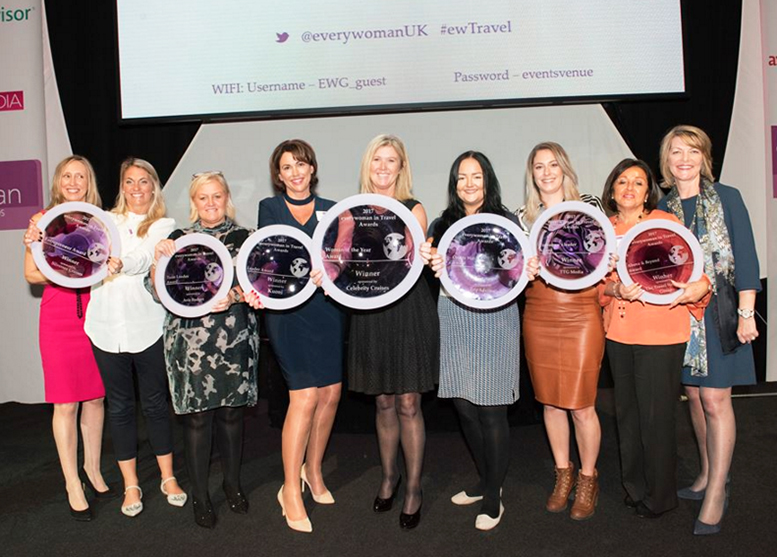 Everywoman in Travel Awards shortlist revealed