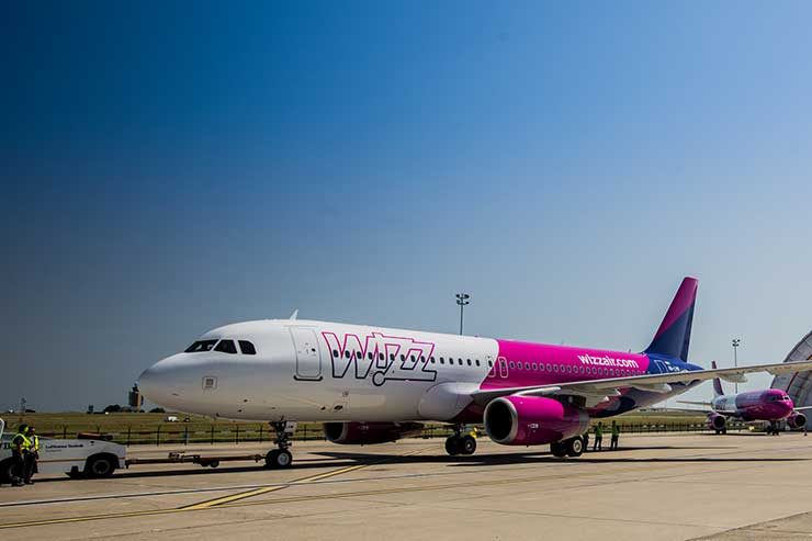 Wizz Air announces Transylvania link