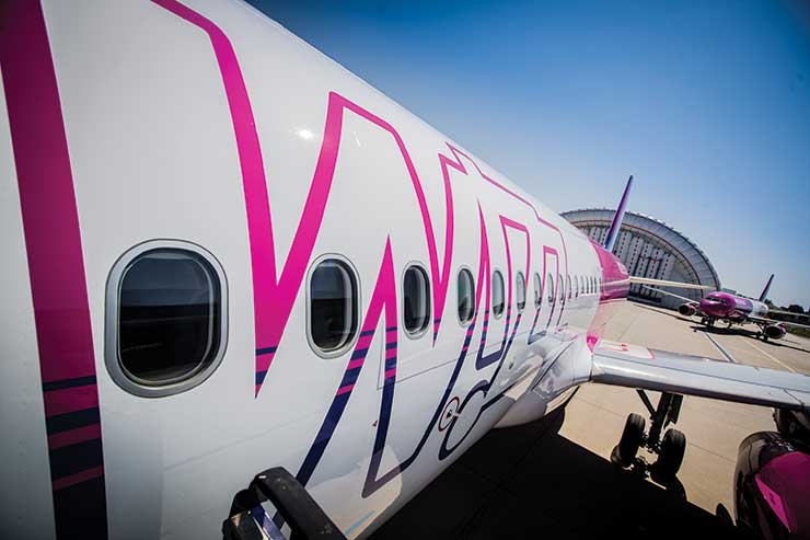 Wizz to launch four new leisure routes from Gatwick