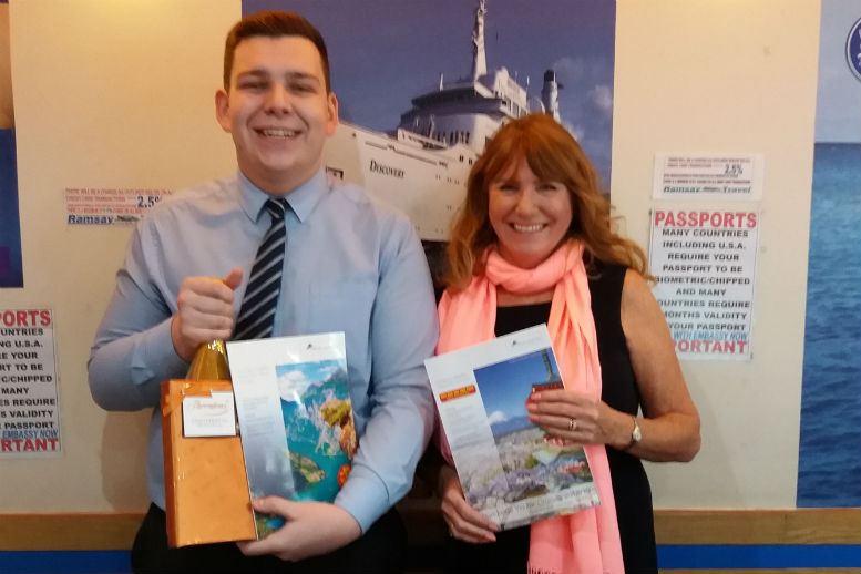 Agent secures £30,000 booking after fam trip