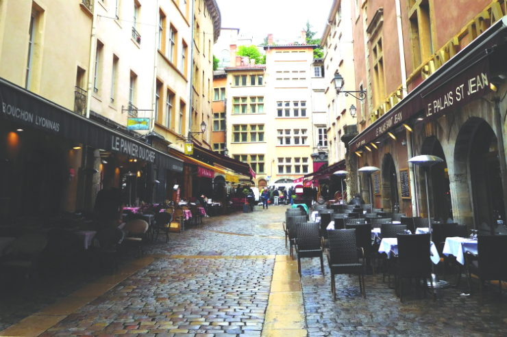 Lyon layover