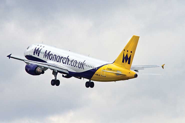 Government launches Airline Insolvency Review following Monarch collapse