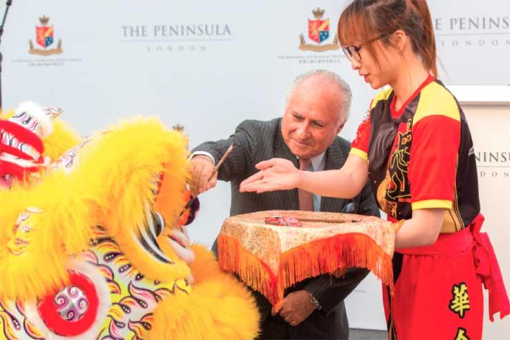 New Peninsula will be 'gateway to Belgravia'