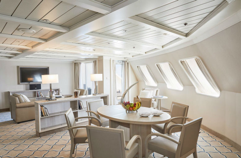 Silversea's Silver Cloud sets sail after $40m refurb