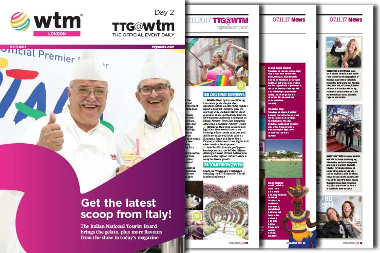 WTM 2017 Day Two Official Daily Magazine