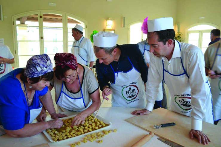 Savouring the flavour in Italy's Emilia-Romagna region