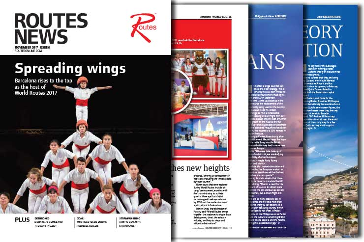 Read Routes News 6, 2017