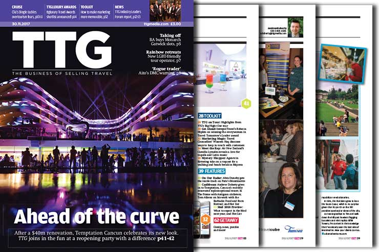 Read the TTG November 30 edition
