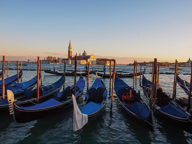 Two ways to stay in Venice