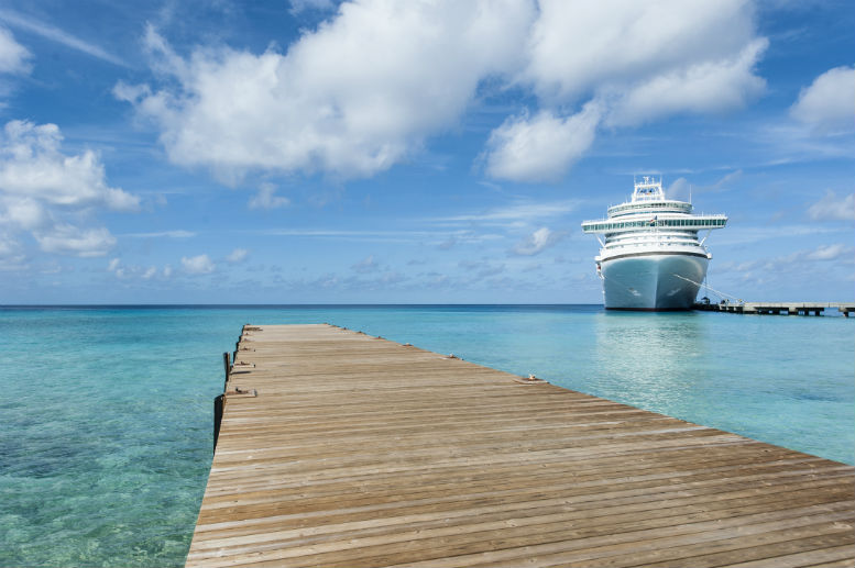 BVIs welcome first cruise ships since Hurricane Irma