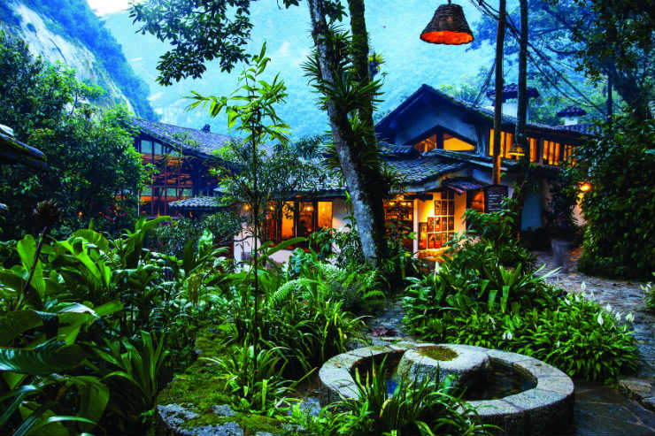 Good Business: Inkaterra's sustainable tourism model