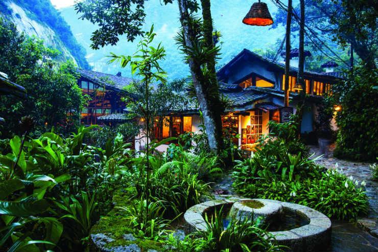 Inkaterra Machu Picchu Pueblo Hotel EcoCenter