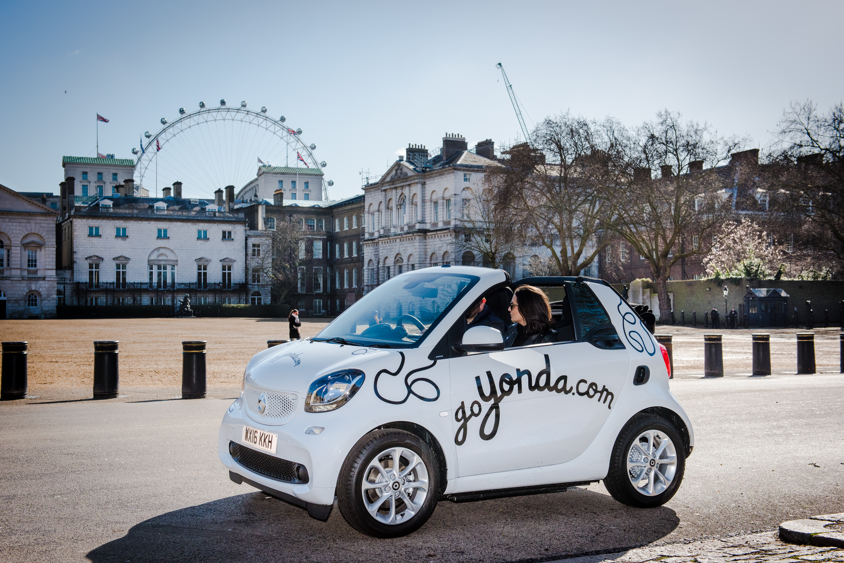 Smart Car sightseeing firm wants agents to go Yonda