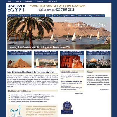 Discover Egypt's top five selling tips for a Nile Cruise