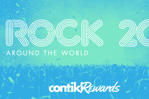 Sell Contiki to win a holiday