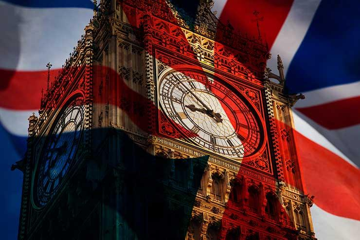 Brexit, Big Ben and the Union Jack