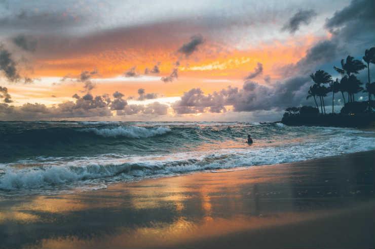 The Island of Hawaii