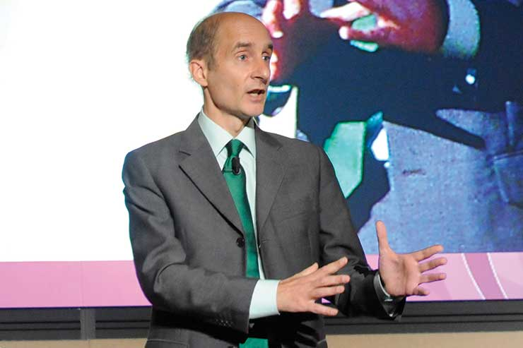 Lord Adonis to address ITT's Sicily conference