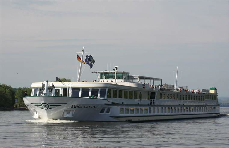 First post Covid-19 river cruise operates in Germany