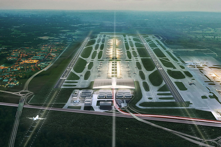 Gatwick embarks on 'second runway' bid