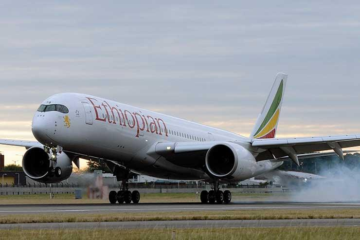 Ethiopian Airlines launches first Manchester connection