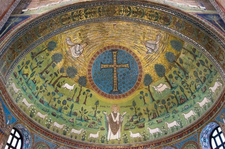 The Basilica SantApollinare in Classe, Ravenna.jpg