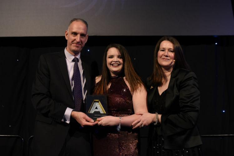 Althams Travel agent scoops apprenticeship award