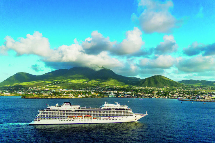 Sailing the Caribbean in style onboard Viking Sky