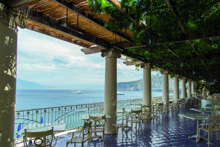 Ttg Features Thats Amore Citalia On Its New Sorrento Wedding