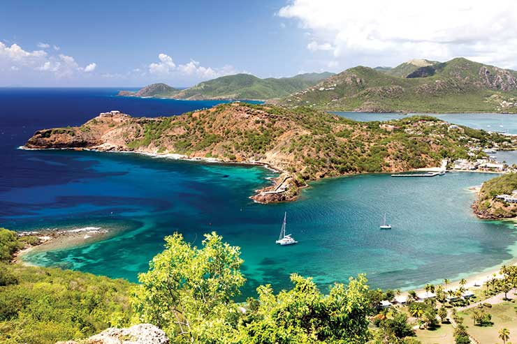 Freemans Bay, Antigua