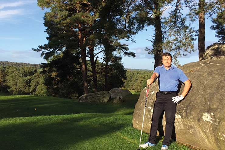 Clarkes make a return to selling golf holidays