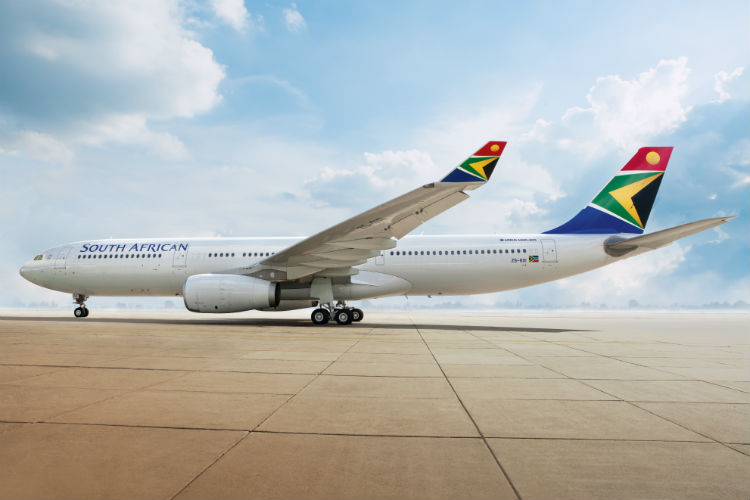 South African Airways has been beset by financial problems in recent years