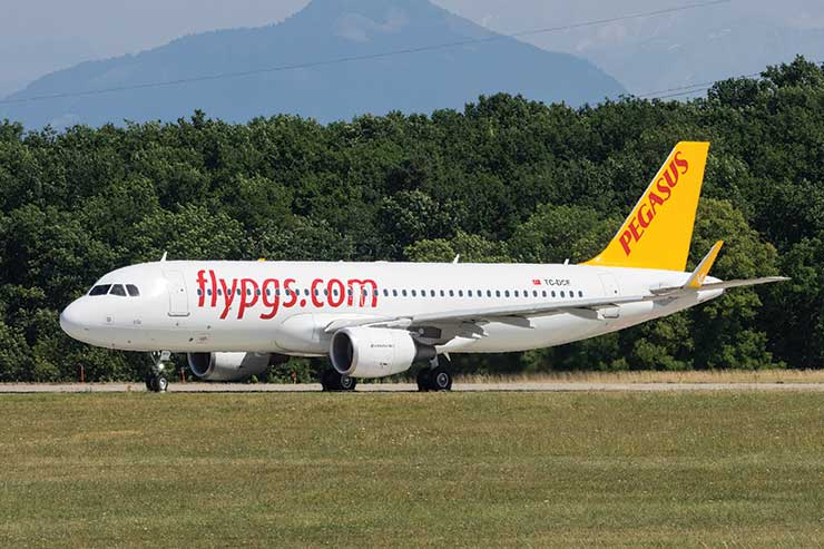 Pegasus to restart London-Tel Aviv flights