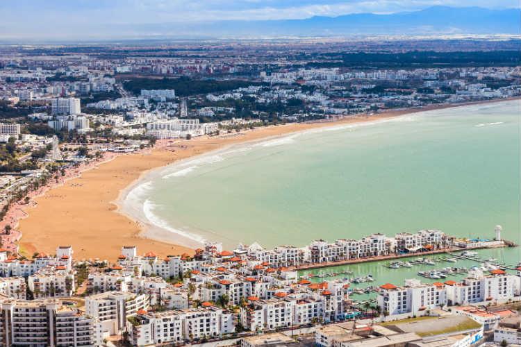 Agadir named best value destination for 2018