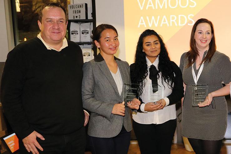 Vamoos awards