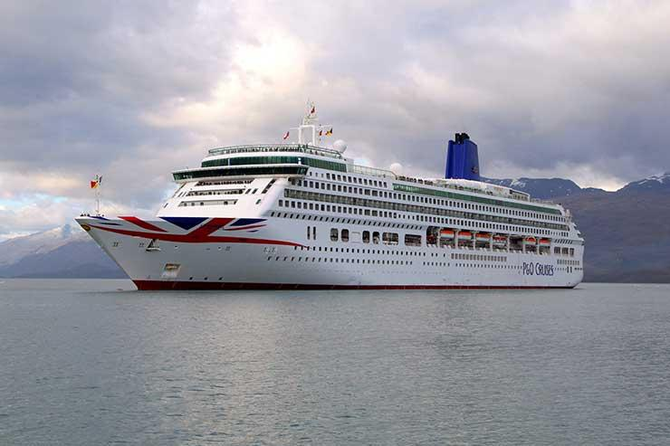 P&O replaces summer schedule with UK 'staycation' cruises