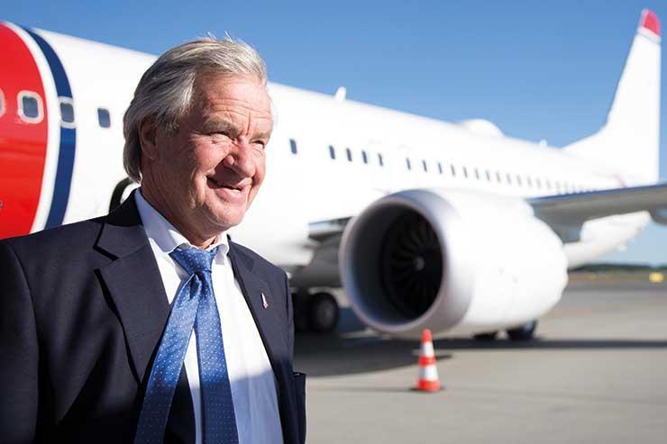 Norwegian grows revenue despite Max grounding