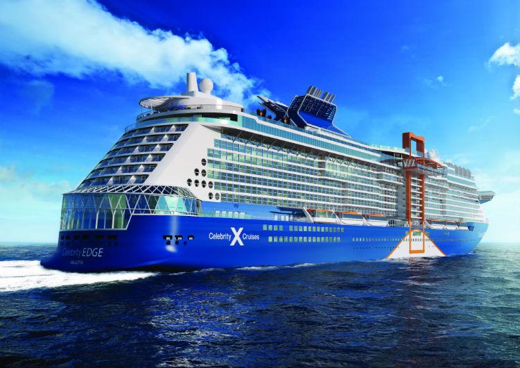 Celebrity Cruises reveals name of Edge sister ship