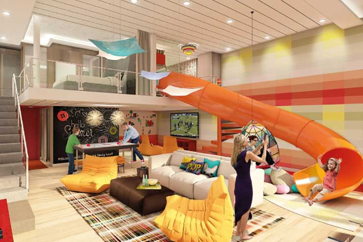 Ultimate Family Suite, Symphony of the Seas