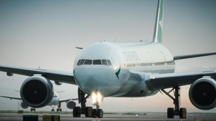 Cathay Pacific boss quits following protests