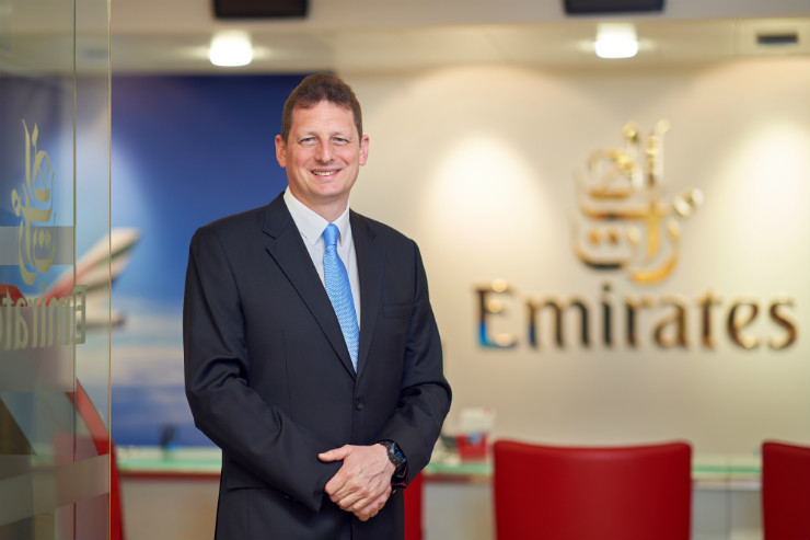 Emirates appoints new UK vice-president to replace Laurie Berryman