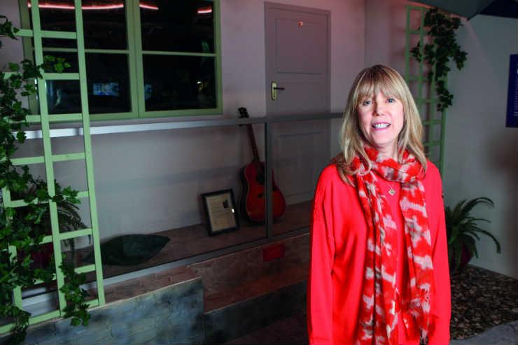 Meet Jenny Boyd, ambassador for The Beatles Story in Liverpool