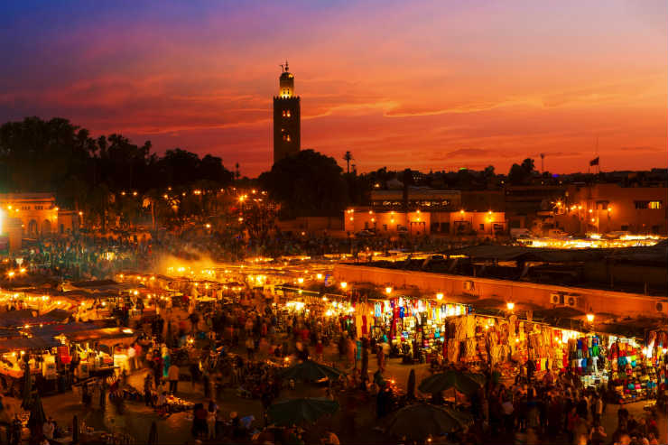 Markets, mountains and the medina: Exploring Marrakech