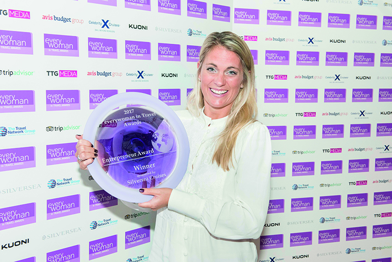 How Spabreaks.com's Abi Wright is challenging perceptions in the spa industry