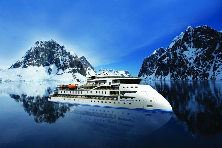 UK 'fastest growing market' for Aurora Expeditions