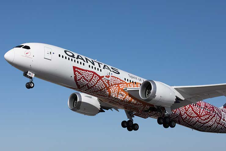 Qantas plans 20-hour non-stop London-Sydney service by 2022