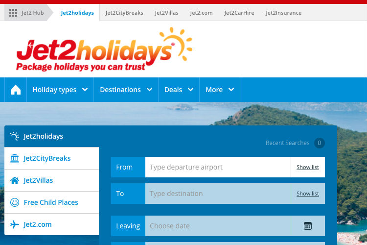 Jet2holidays leads the way on customer satisfaction