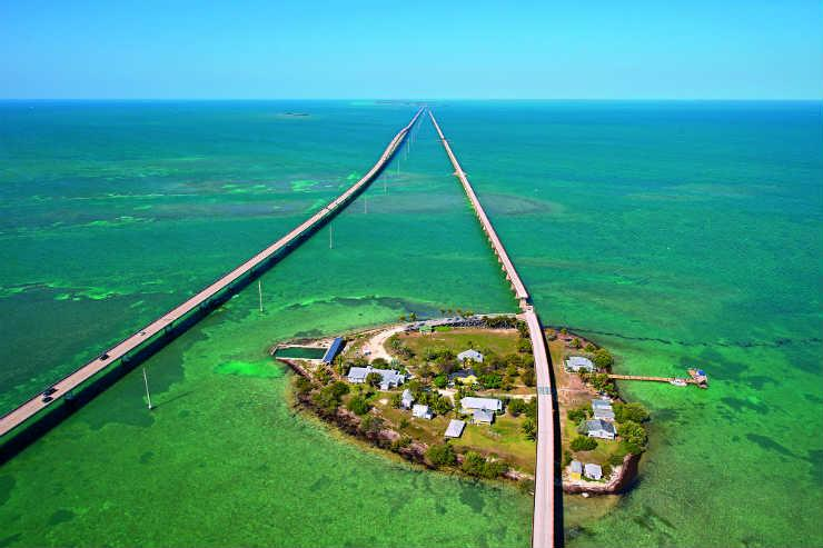 Seven Mile Bridges Florida Keys