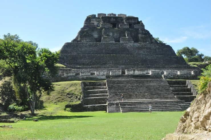 Xunantunich archaeological site, Belize